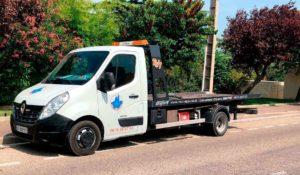 camion epaviste marseille